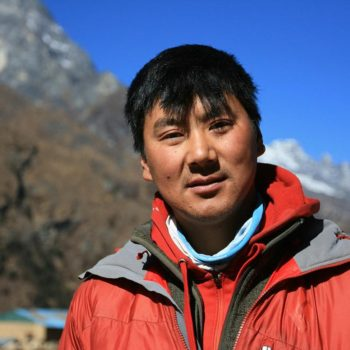 Mingma Tenzing Sherpa